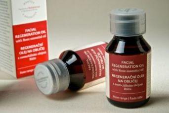 Регенерационное масло для лица Роза 50 мл
