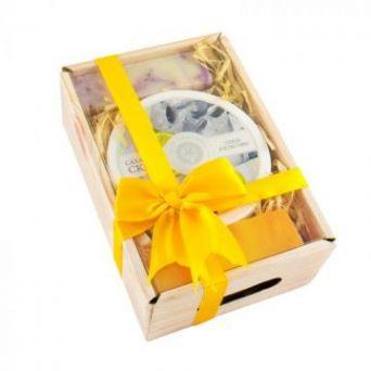 Набор Крымский подарочный со скрабом