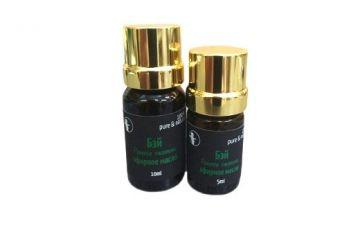 Эфирное масло Бей 100% Organic натуральное  10 мл