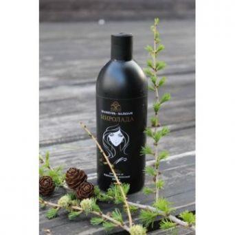 Миролада, шампунь-бальзам для нормальных волос 500 мл